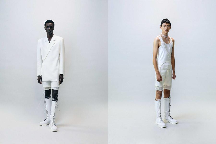 "Collection EGONlab ""RENEWAL"" Printemps/Été 2021"