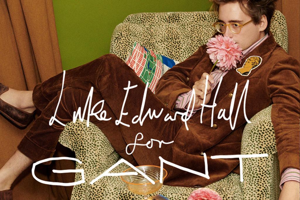 GANT x Luke Edward Hall