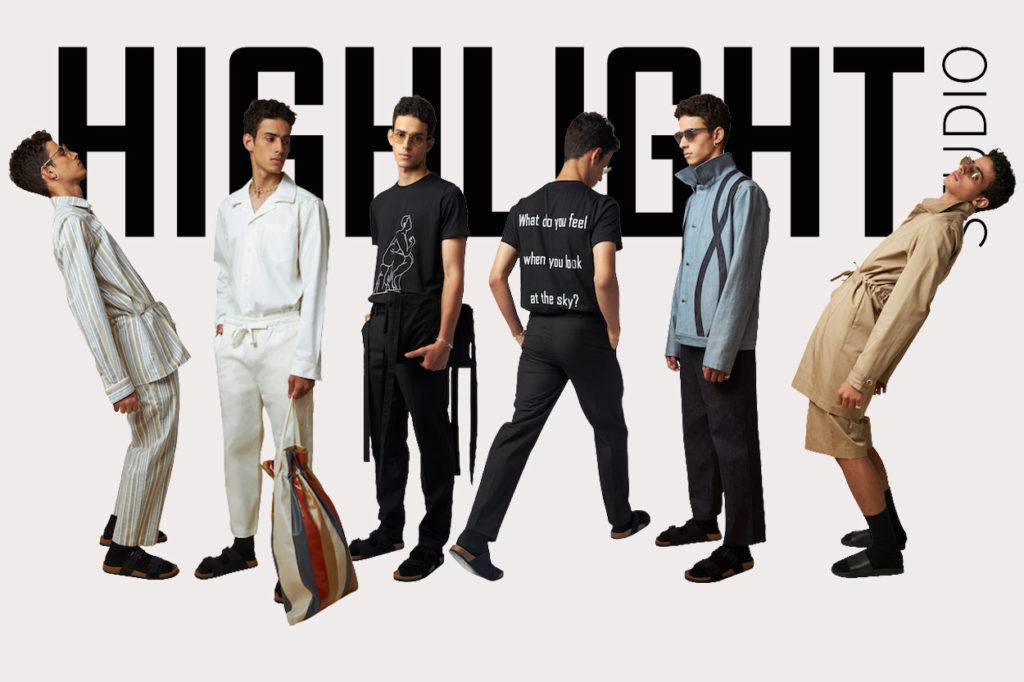 Collection HIGHLIGHT STUDIO Printemps/Été 2021