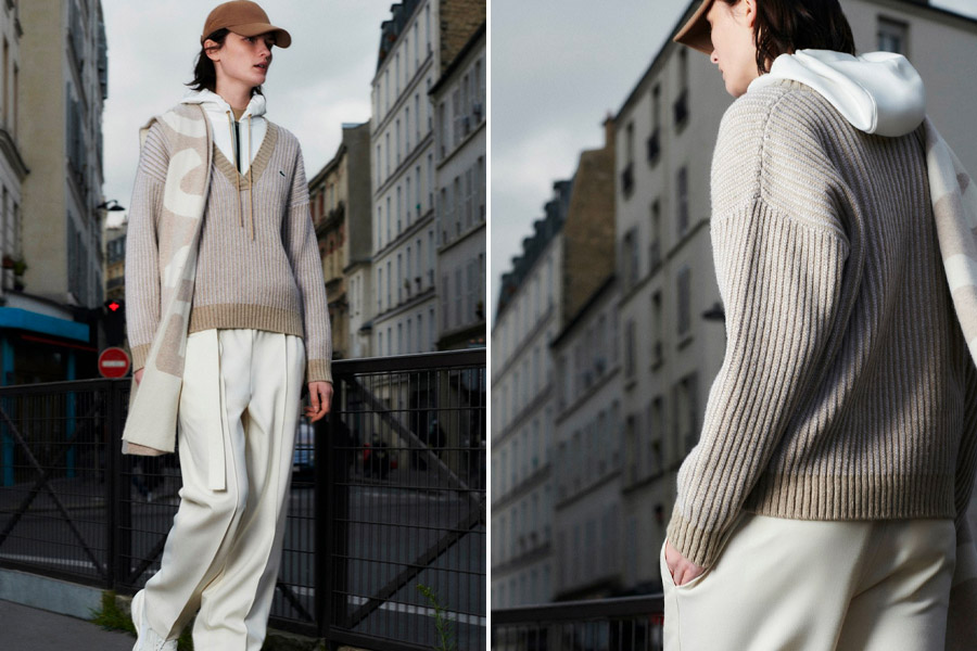 Collection LACOSTE Automne/Hiver 2020