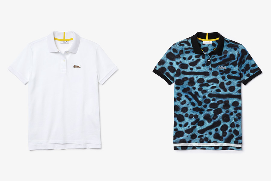 LACOSTE x National Geographic Automne/Hiver 2020