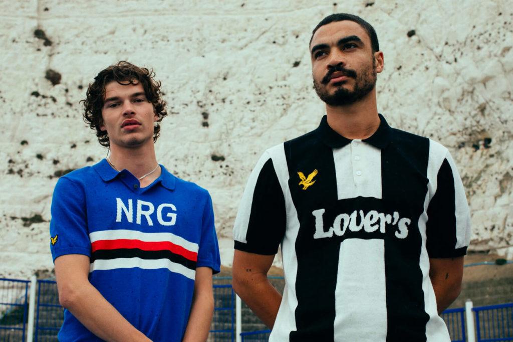Lyle et Scott x Lovers FC