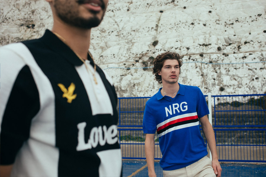 Lyle et Scott x Lovers FC