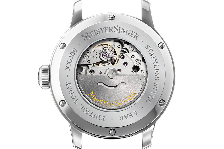 """MeisterSinger Urban Day Date """"Edition Today"""""""