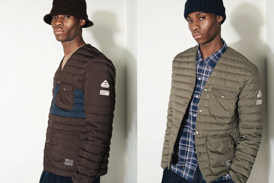 Collection Pyrenex x Universal Works Hiver 2020