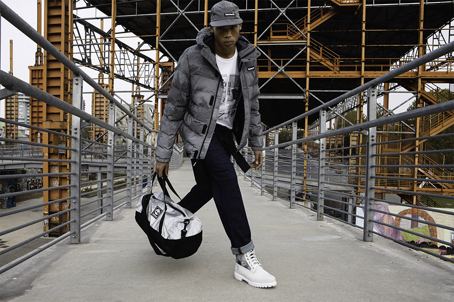 Timberland lance la collection Climate Pack