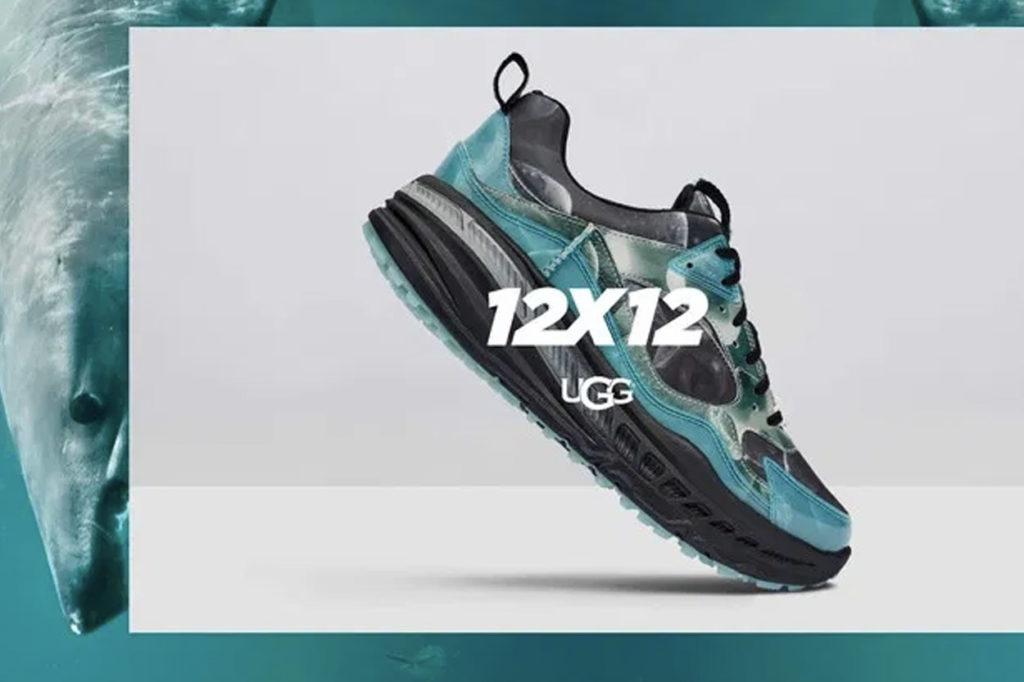 UGG CA805 x Shark Vision Sneaker
