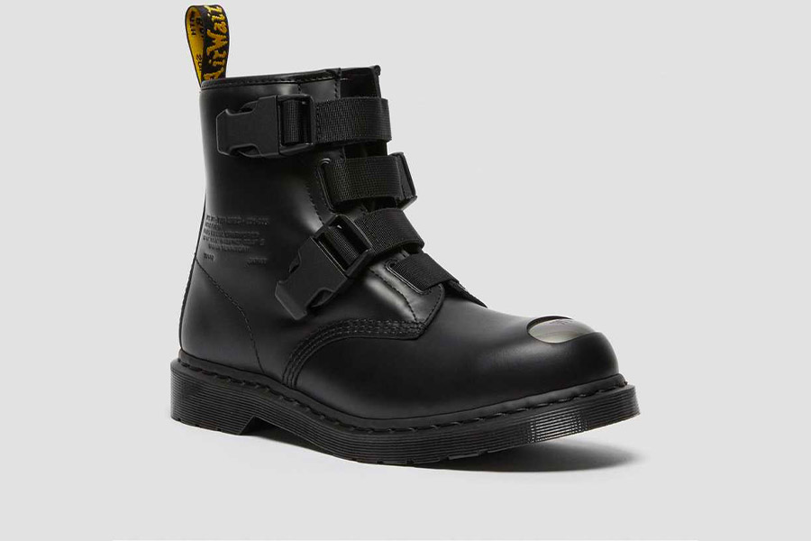 WTAPS x Dr. Martens 1460 « Remastered Boot »