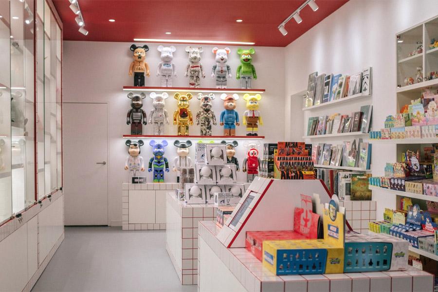 Artoyz a ouvert sa nouvelle boutique parisienne