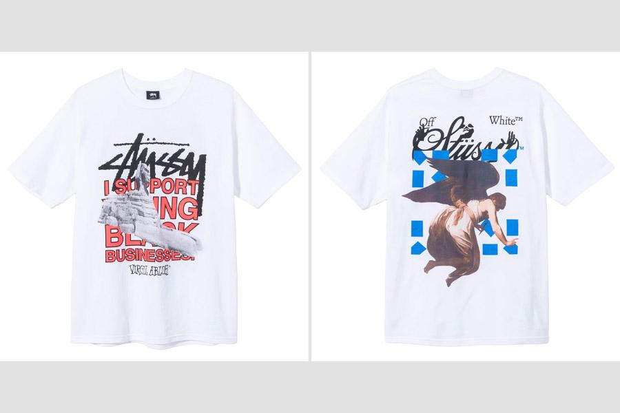 """Collection Stüssy """"World Tour"""" 40e anniversaire"""
