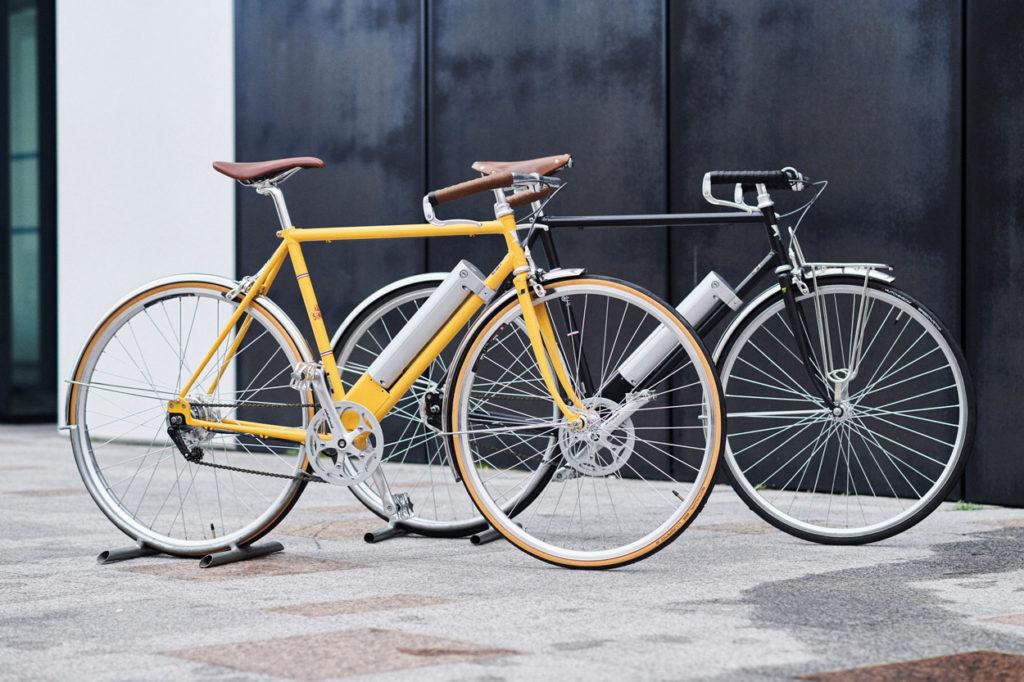 Cycles Cavale présente ces modèles Messager et Rivage