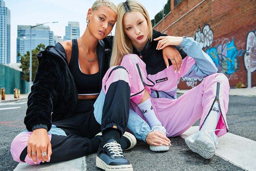 """Collection Ellesse """"Heritage"""" Automne/Hiver 2020"""