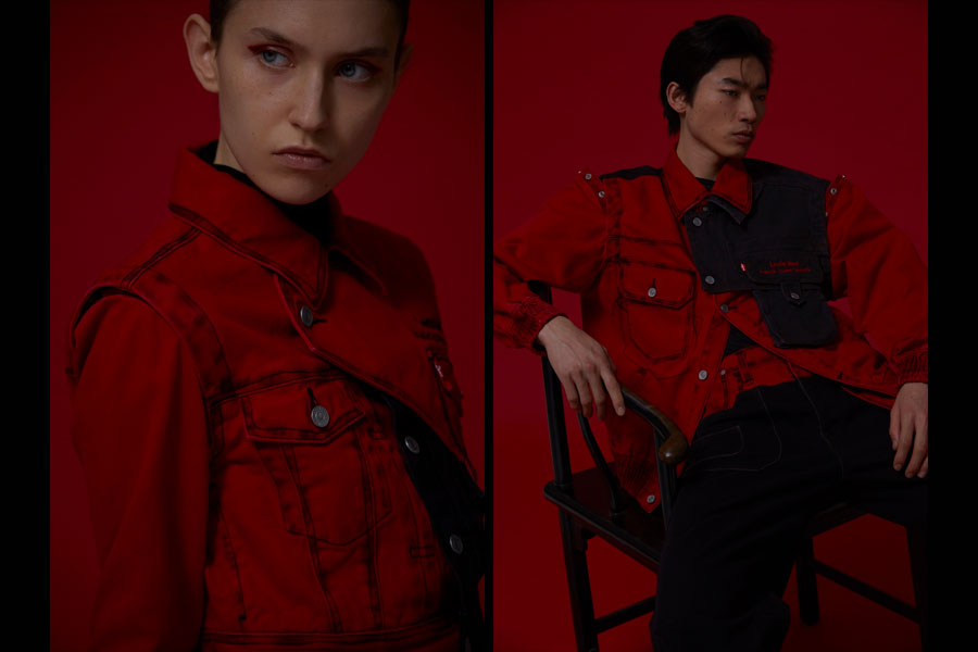 "Feng Chen Wang x Levi's ""An Ode To The Worker"""