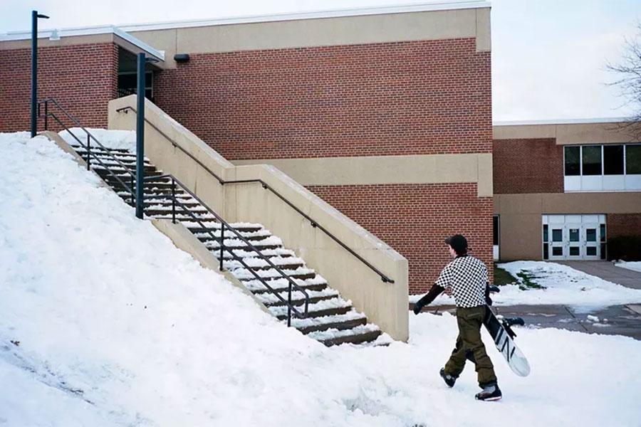 """Vans Snowboarding """"Evergreen"""""""