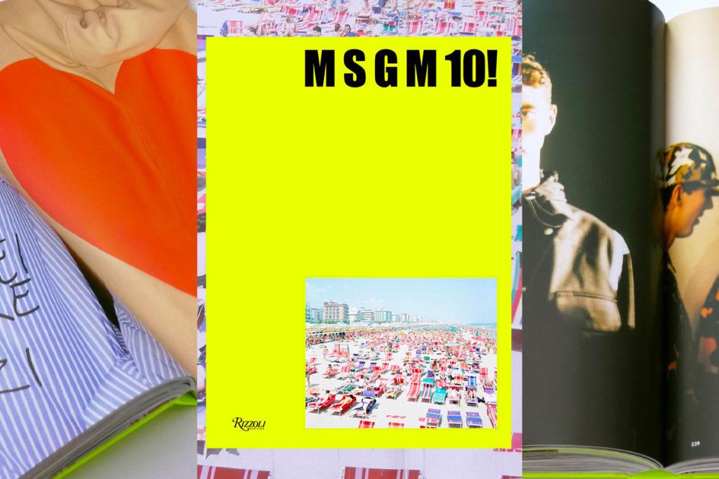 MSGM 10! book