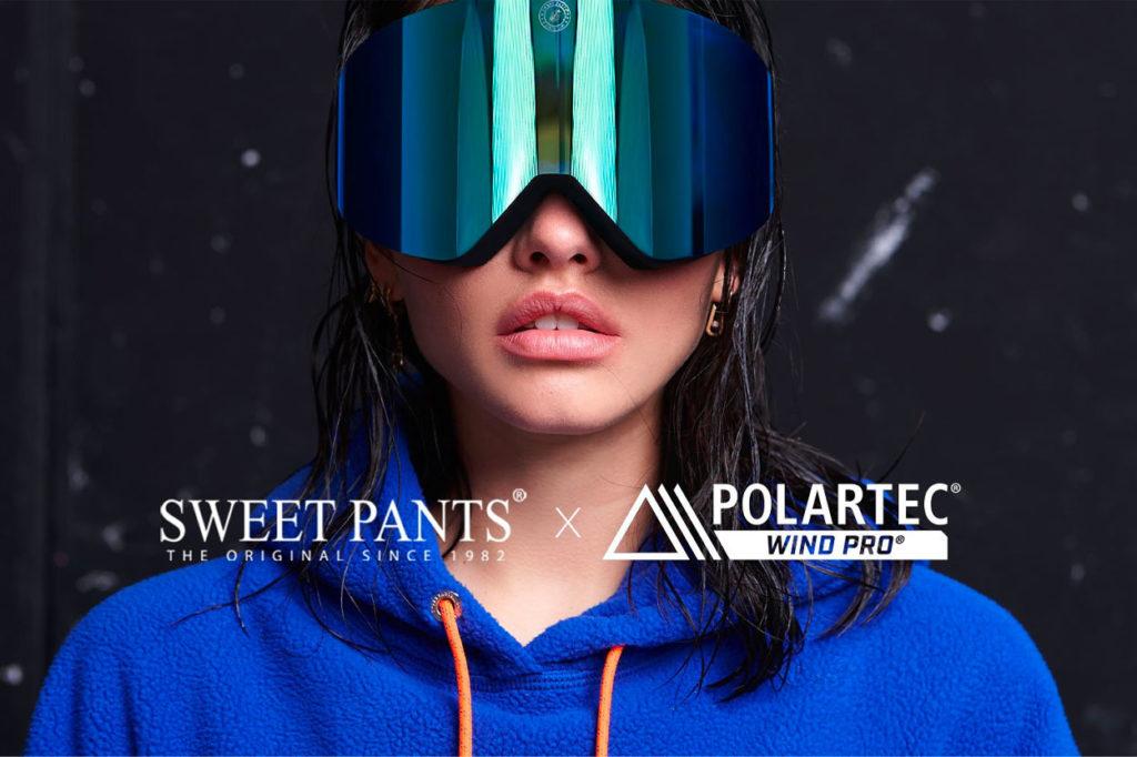 Sweet Pants x Polartec Automne/Hiver 2020