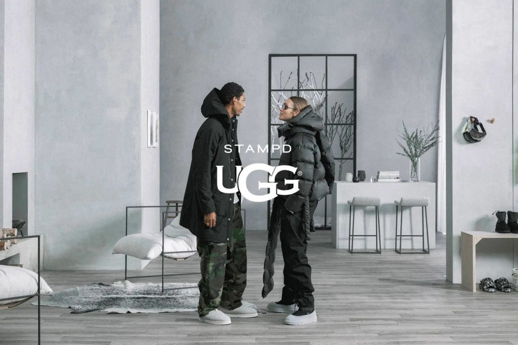 UGG x Stampd Automne/Hiver 2020