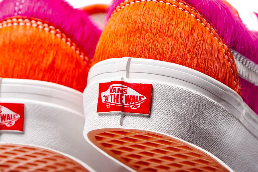 Vans présente le pack Lux Color Block