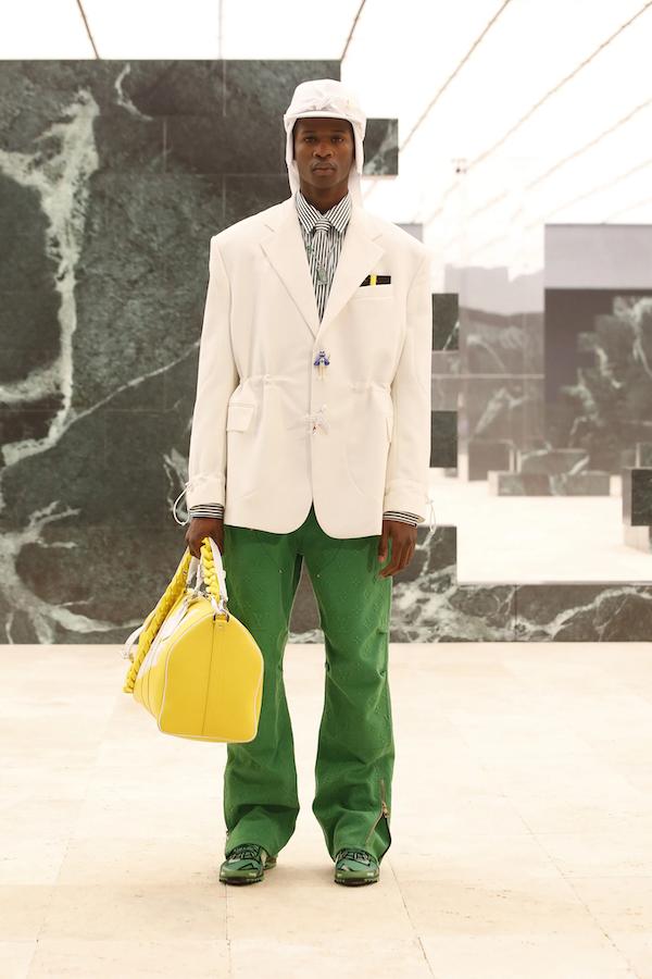 PFW : Louis Vuitton Homme Automne/Hiver 2021