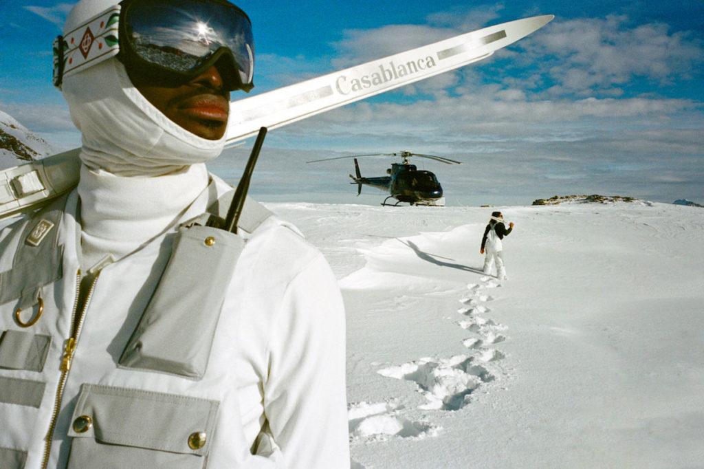 "Campagne Casablanca ""Ski Club"" Automne/Hiver 2020-21"