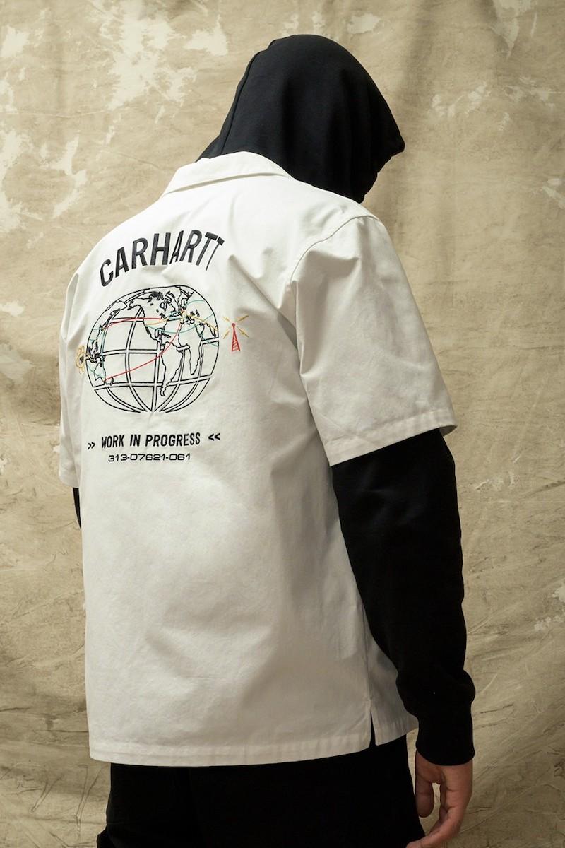 Lookbook collection Carhartt WIP Printemps/Été 2021