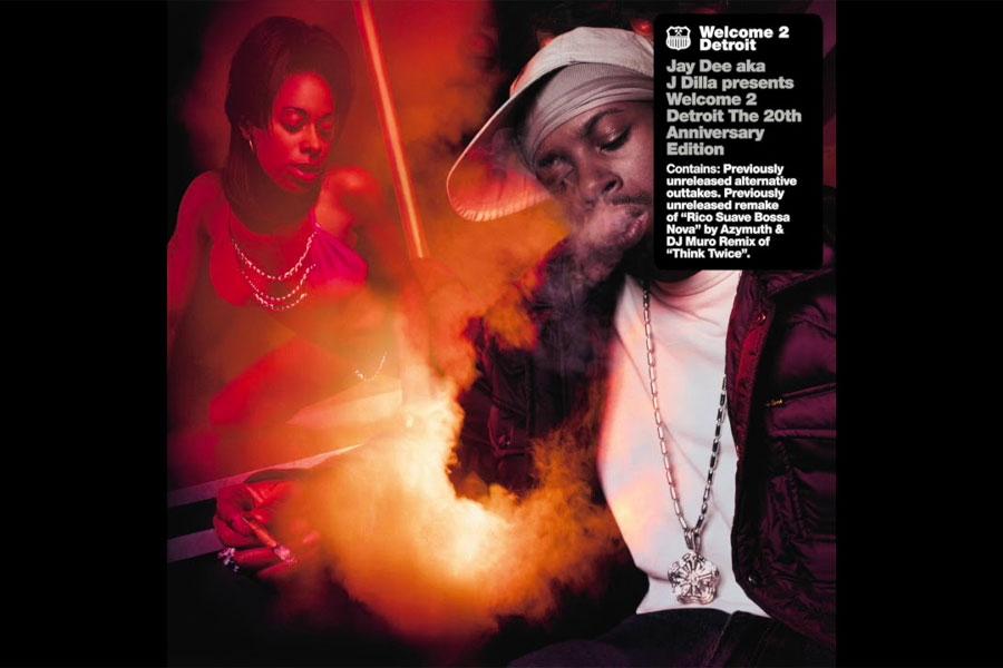 Coffret édition 20ème anniversaire : J Dilla - Welcome 2 Detroit