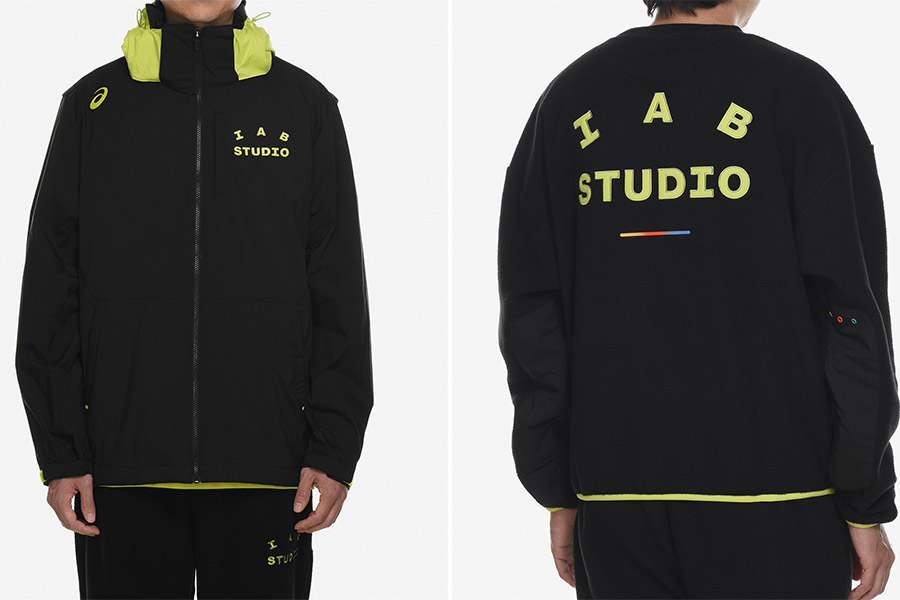 "Collection IAB Studio x ASICS ""AI-2"""