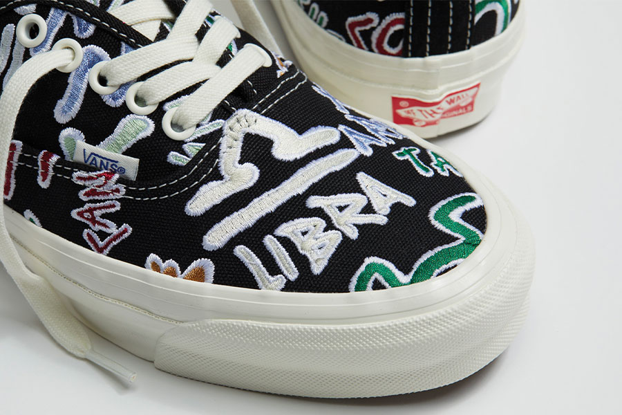 Vault by Vans OG Authentic LX Zodiac Pack