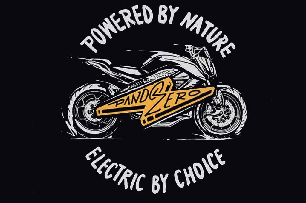 dition limitée Zero Motorcycles x Pando Moto