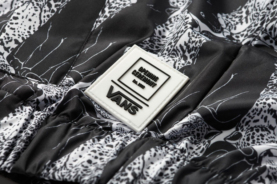 Collection capsule Vans x Opening Ceremony