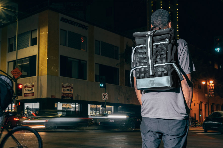 """Collection Chrome Industries """"Night Series"""""""