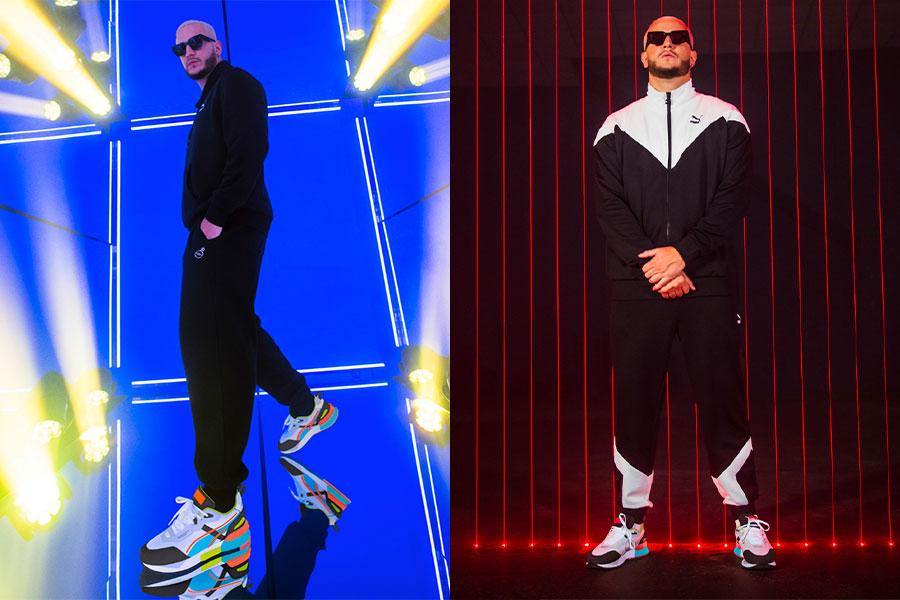 DJ Snake, nouvel ambassadeur de la marque PUMA