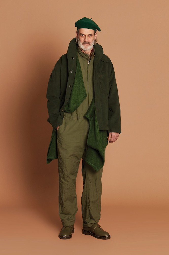 Collection Engineered Garments Automne/Hiver 2021