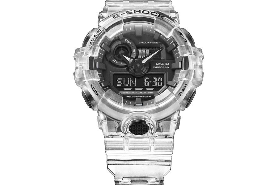 G-Shock Transparent Pack Series
