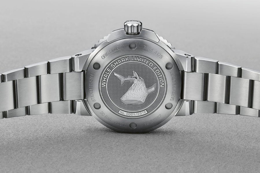 Montre Oris Whale Shark Limited Edition