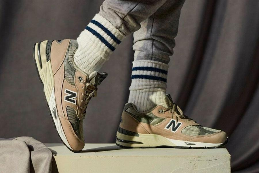 La New Balance 991 fête son 20ème anniversaire