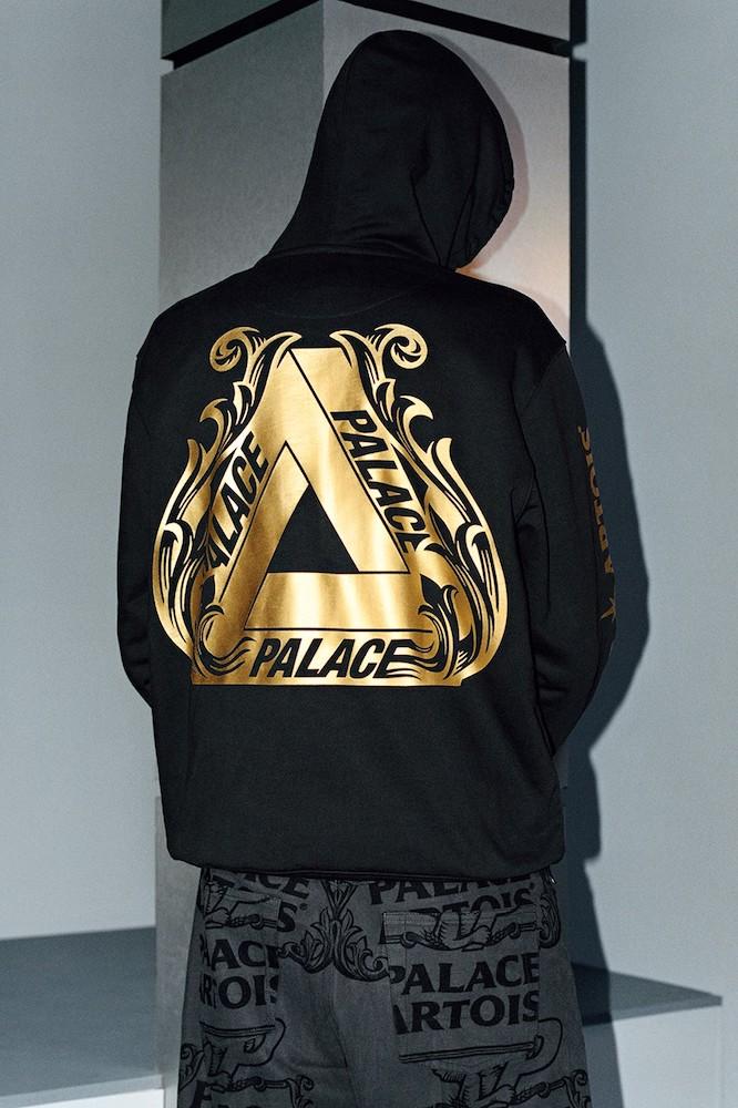 """ollection Palace x Stella Artois """"Palace Artois"""""""