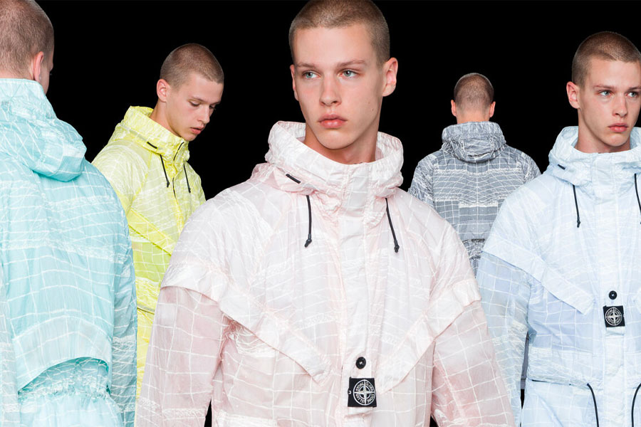 Collection Stone Island Printemps/Eté 2021