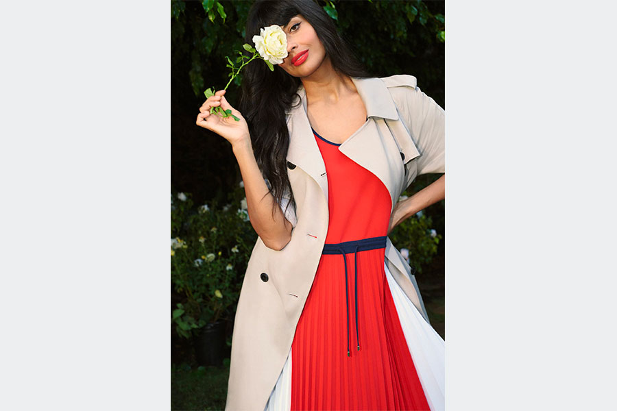 Campagne collection Tommy Hilfiger Printemps 2021