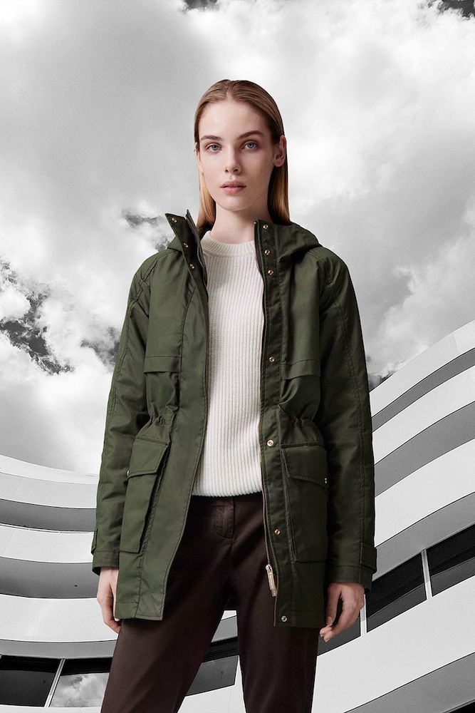 Collection Woolrich Automne/Hiver 2021-22