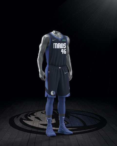 Maillots Nike NBA Earned Edition 2020-21