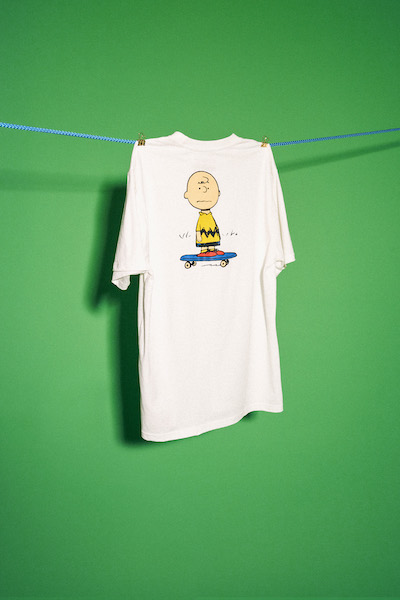 Collection Element Wolfeboro x Peanuts