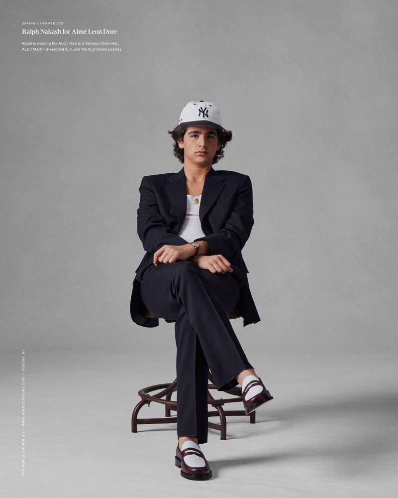 """Campagne Aimé Leon Dore """"The World's Borough"""" Printemps/Été 2021"""