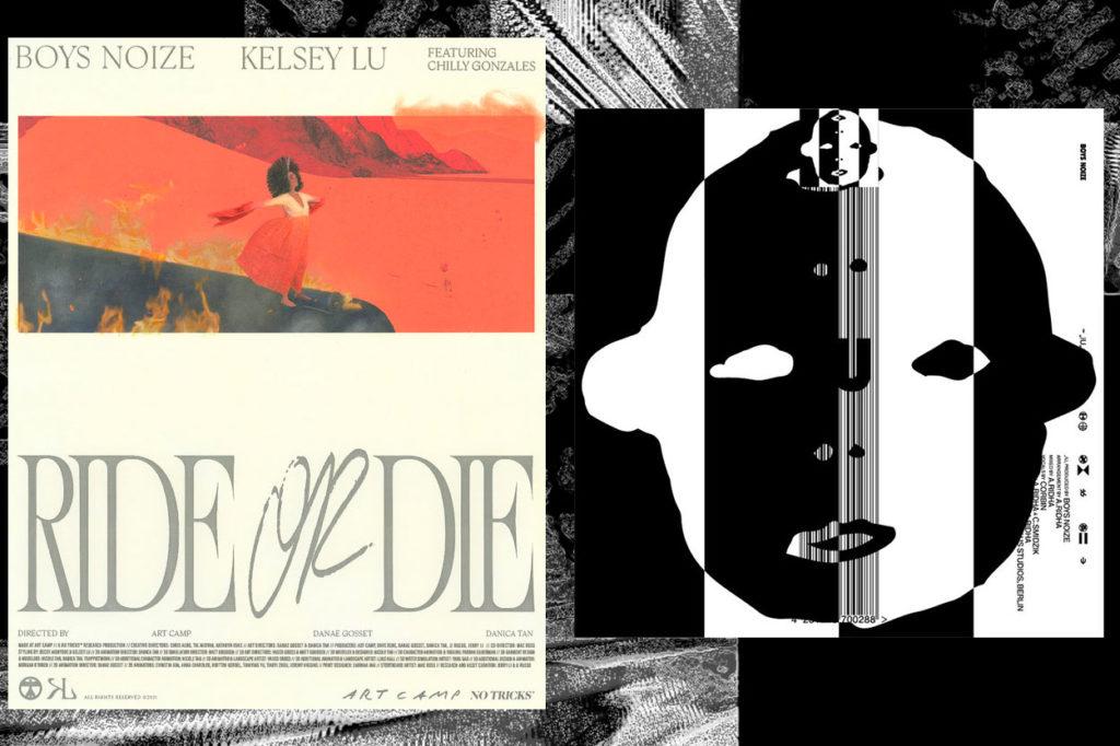 "Boys Noize ""Ride Or Die"" et ""IU"""
