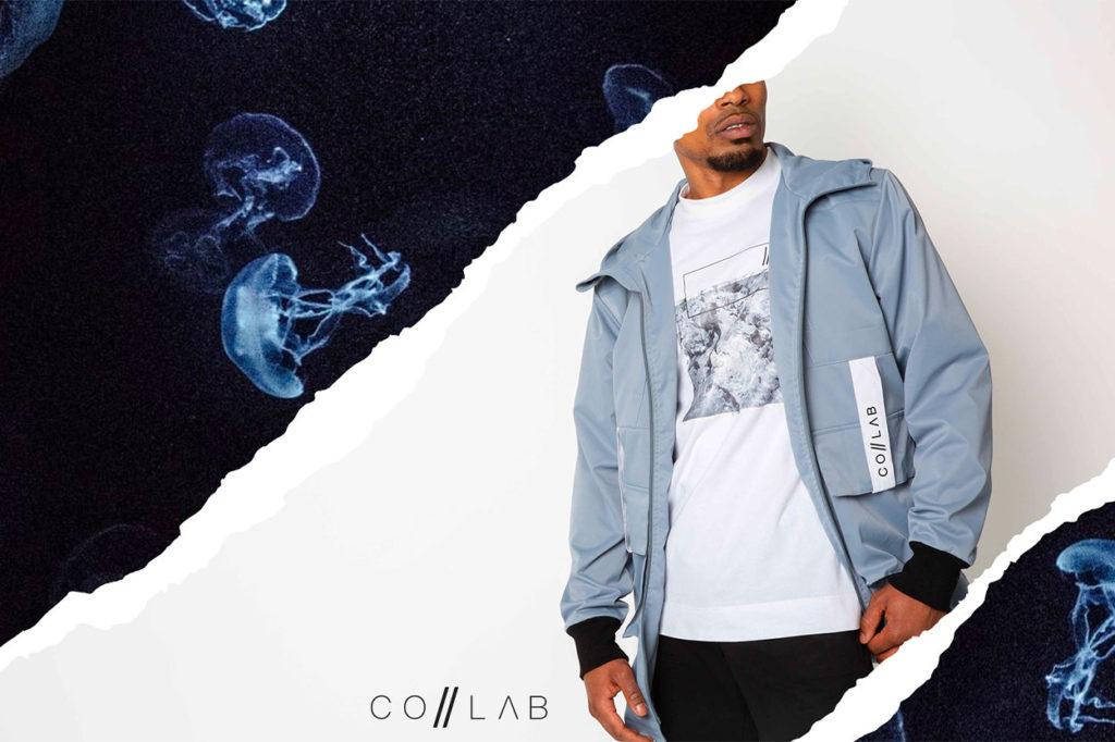 """Collection CO//LAB """"ODYSSEA"""" Printemps/Eté 2021"""