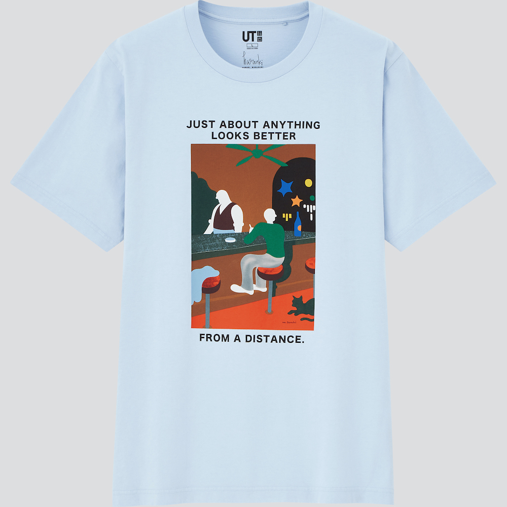 Collection Haruki Murakami x Uniqlo UT