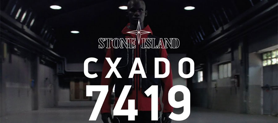 Vidéo : Collection Stone Island Shadow Project Printemps/Été 2021