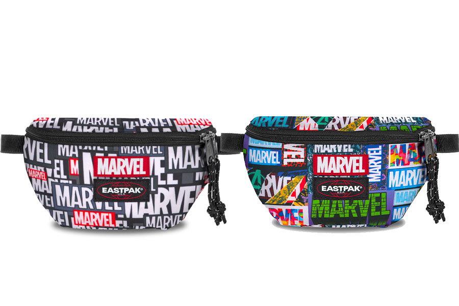 Collection capsule Eastpak x Marvel