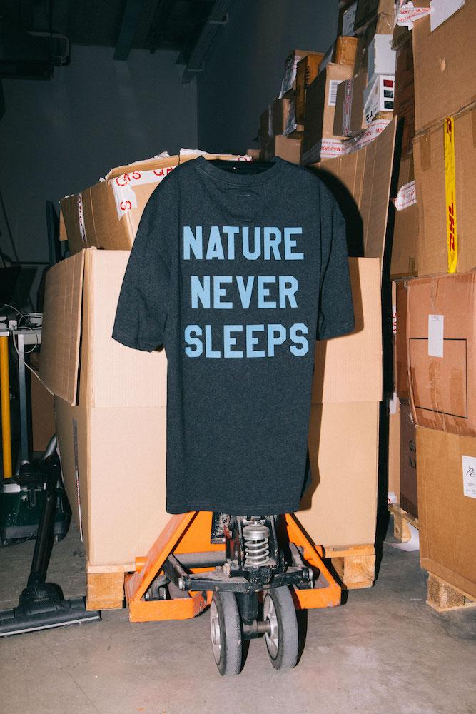 """Element """"Nature Never Sleeps"""" Printemps/Été 2021"""