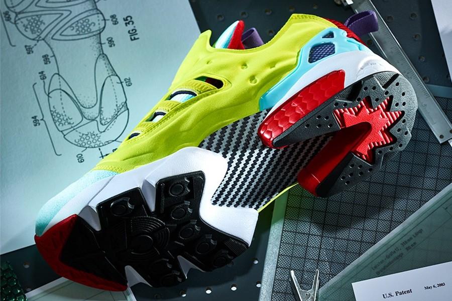 adidas Originals x Reebok ZX Pump